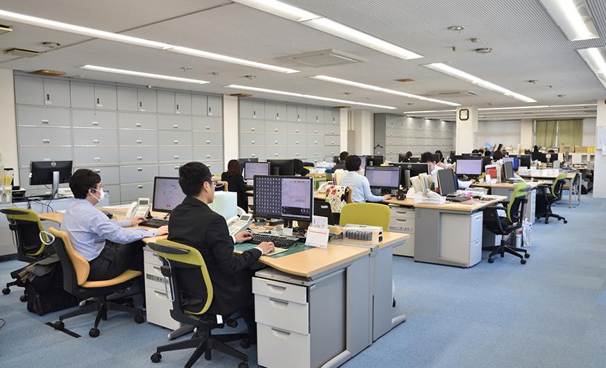 岸和田事務所 大阪・岸和田市の米本合同税理士法人